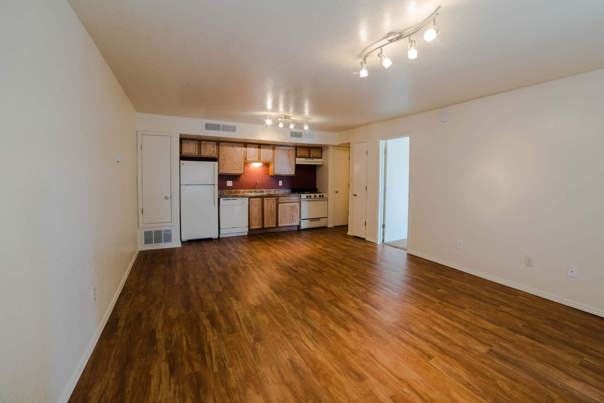OMNI Apartments Kitchen